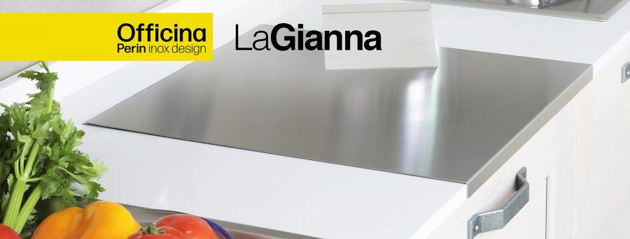 «LaGianna» – это кулинарная доска для пиццы, пасты и кондитерских изделий домашнего приготовления.